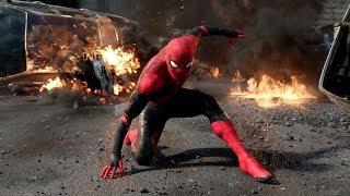 Spider Man Far From Home Final Battle Part 2  HD