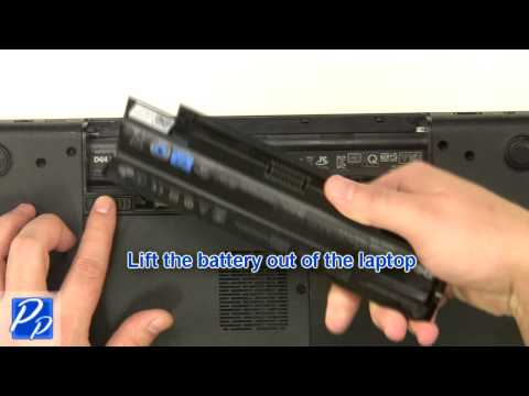 Dell Inspiron 15R N5110 Battery Replacement Video Tutorial