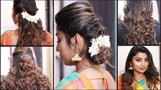 South Indian Wedding Guest Hairstyles Videos 9tube Tv