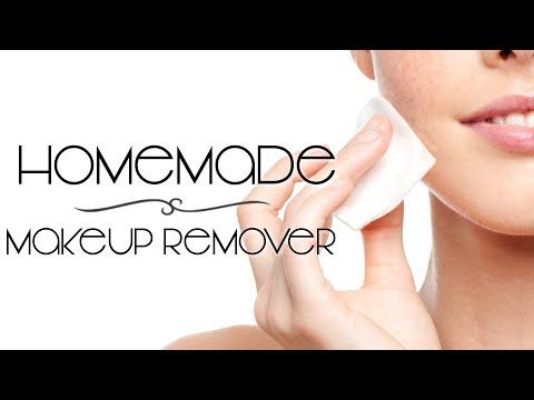 Homemade Makeup Remover Recipe | DIY