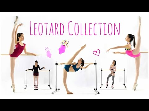Leotard & Dancewear Collection 2014 (really epic!)