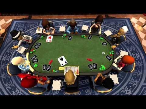 Texas Hold'em - World Series Of Poker: Full House Pro