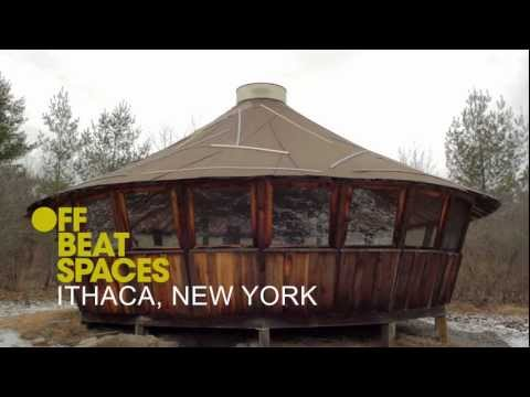 Enter The Yurt - OffBeat Spaces Video