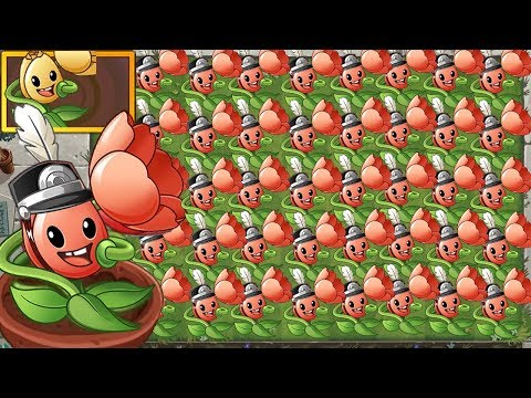 Plants vs Zombies 2 (Chinese Version) NEW Plant New Costume New Power Up