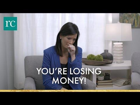 You're Losing Money!