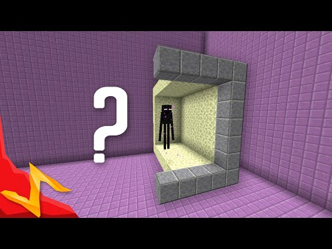 Minecraft - Impossible Room Explained