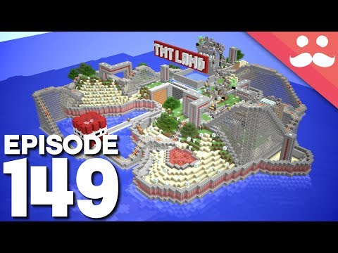 Hermitcraft 5: Episode 149 - The FINAL PROJECT Here..