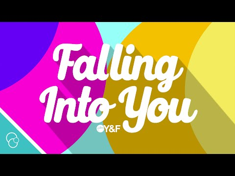 Hillsong Young & Free - Falling Into You (Lyric Video) (4K)