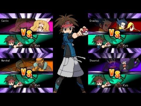 Pokemon White 2 : (Part 37) - VS. Elite 4 (Rematch)