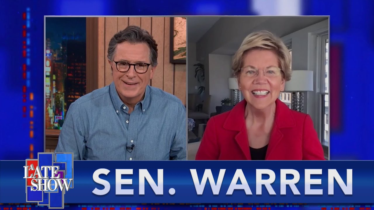 """The Republican Party Is Eating Itself"" - Sen. Warren Reacts To Rep. Cheney's GOP Ordeal"