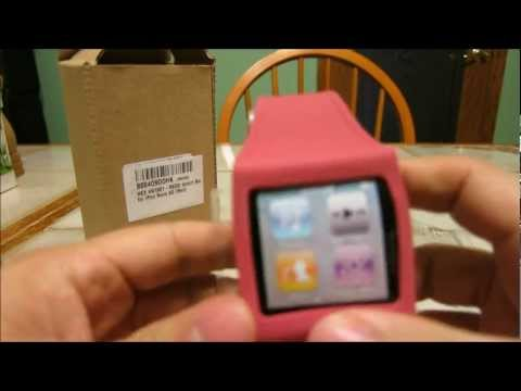 HEX & iWatchz iPod Nano 6th Generation Watch Band Review