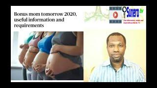 Bonus For Pregnant Women; 800 Euros