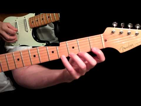 Introduction To Alternate Picking - Beginner Guitar Lesson