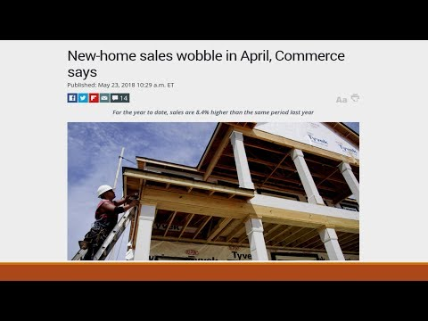 April Housing Sales Down in April, Fear or Not To Fear?