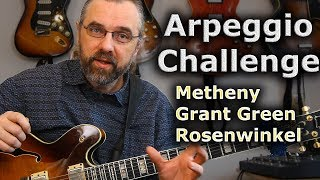 Download 2 Arpeggios and How to make 15 Great Licks With Them Video
