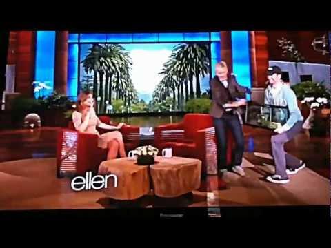 Frog Phobia On Ellen