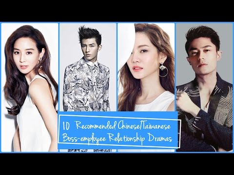 10 Recommended Chinese/Taiwanese Boss - employee Relationship Dramas