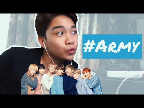 Reacting to BTS (DNA) | Marcus Chleone