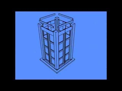 TARDIS DIY Plans