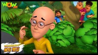Cartoons | New Episodes Of Motu Patlu | John Ki Deemak | Wow Kidz