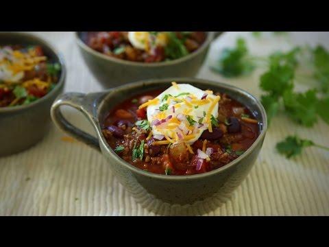 How to Make Quick Chili   Ground Beef Recipes   Allrecipes.com