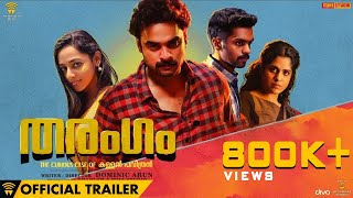Tharangam - Official Trailer | Tovino Thomas | Dominic Arun | Wunderbar Films | Mini Studio