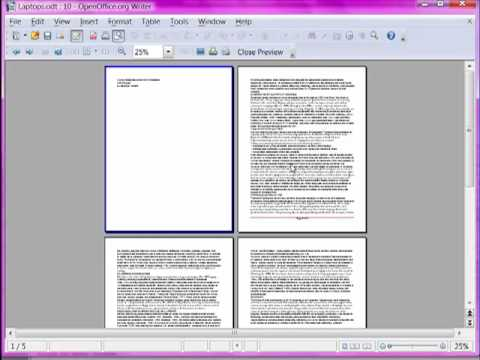 Page Formatting, Part 2 (Headers and Footers).mp4