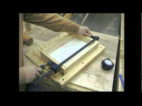Using A Homemade Biscuit Joiner to Make Drawers -Woodworking With Stumpy Nubs #15