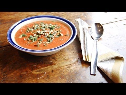 Sweet Potato And Beet Soup Recipe