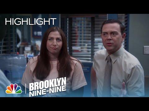Charles & Gina Suggest A Whisper Campaign | Season 5 Ep. 21 | BROOKLYN NINE-NINE