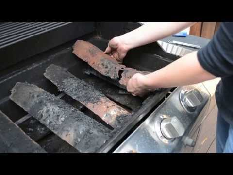 Replace Grill Part - Heat Shield