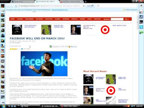 facebook closing down on 15 march