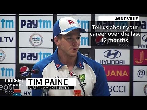 Paine keeping it real ahead of India T20I opener