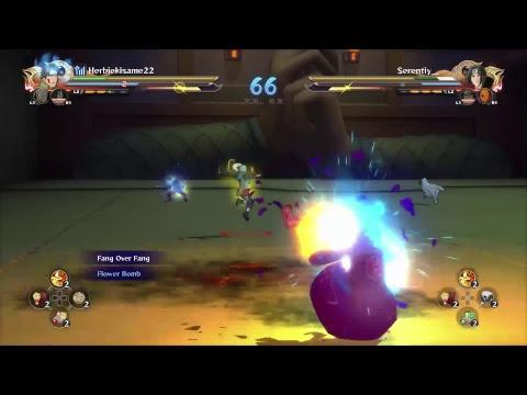 Naruto Ultimate Nninja Storm 4 Baruto