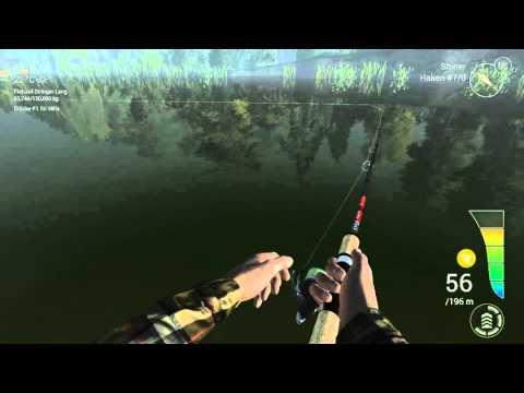 Fishing Planet Mudwater River/Missouri ( Alligator Gar #02 / Alligator Hecht (Knochenhecht))