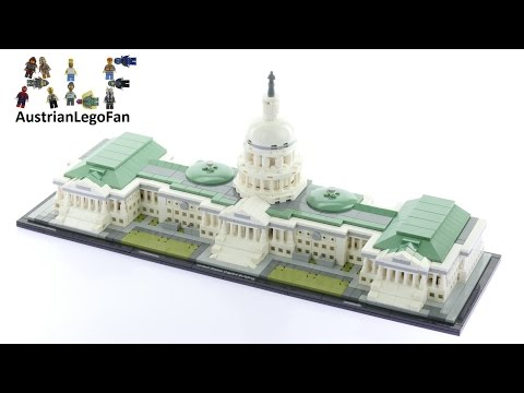 Who Built Our Capitol? - United States Capitol Building History