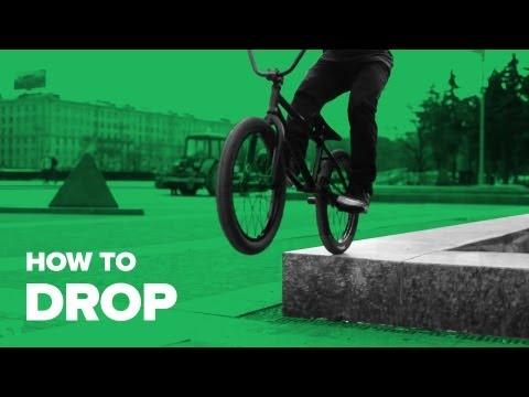 How to Drop BMX