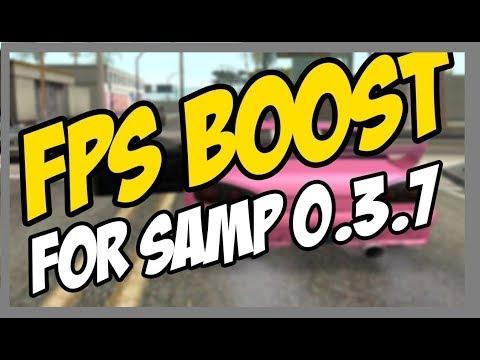How To Increase FPS On SA:MP,GTA San Andreas