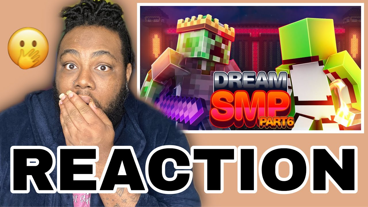 Dream SMP - The Complete Story: Imprisoned   JOEY SINGS REACTS