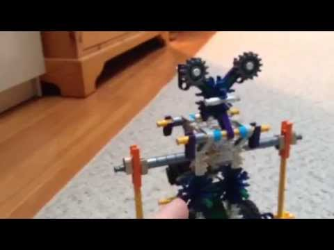 Jim the K'nex Robot