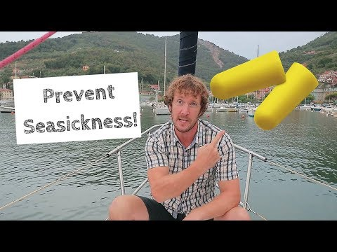 How To Prevent Seasickness!    ⛵ Sailing Britaly ⛵