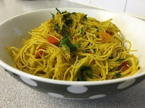 How To Make Singapore Noodles - Vegan Recipe!