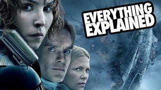 PROMETHEUS (2012) Everything Explained