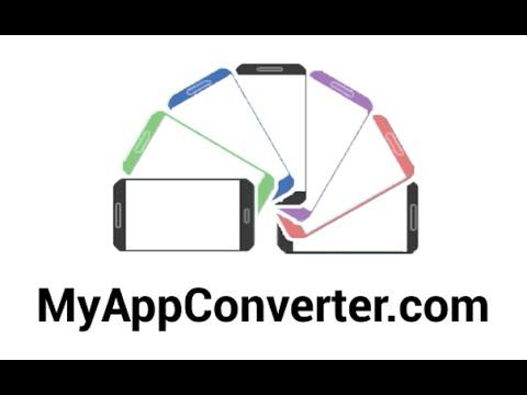 MyAppConverter - Instant Native To Native Mobile App Conversion!