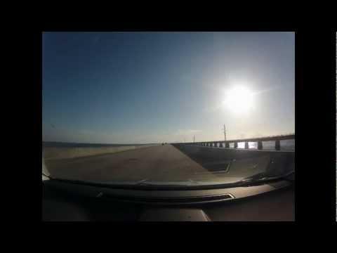 Key Largo to Key West 60 Sec GoPro