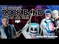 The GREATEST Rock Band of ALL TIME!!! | Gaming With Marshmello