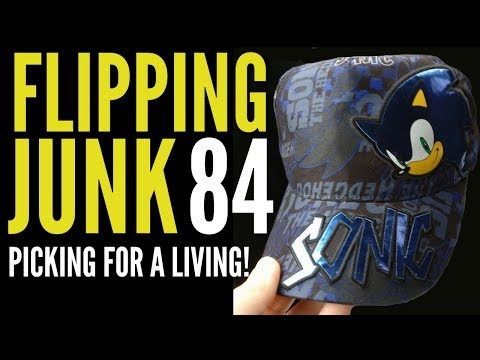 Flipping Junk [84] Goodwill Finds! New, Sealed, and Used Things to Sell Online