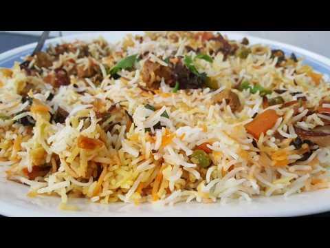वेज दम बिरयानी || How to make Veg Biryani recipe in hindi || vegetables Dum Biryani