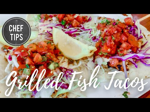 Grilled Fish Taco Recipe