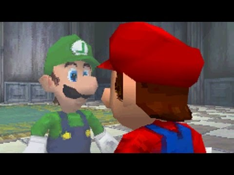Super Mario 64 DS Walkthrough - Part 6 - Big Boo's Haunt
